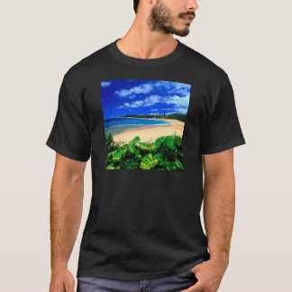 Beach Haena Kauai Hawaii T-Shirt