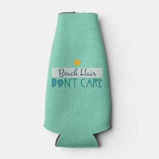 Beach Hair, Don't Care Bottle Cooler