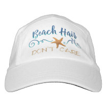 Beach Hair Don't Care Headsweats Hat