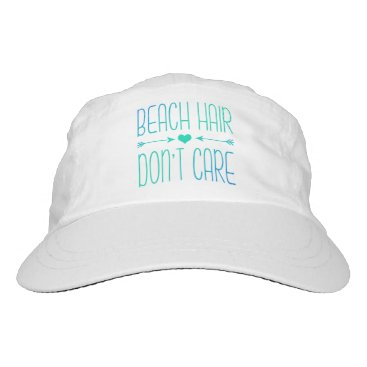 NotableNovelties Beach Hair Don't Care | Tropical Hat