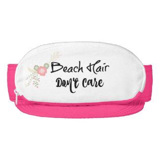 Beach Hair Don't Care Visor