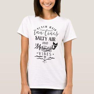 Mermaid Vibes Shirt
