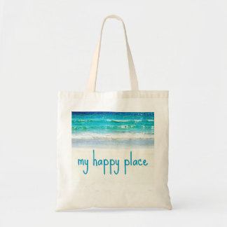 Beach Happy Place Bag