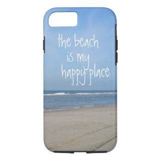Beach Happy Place iPhone 7 case