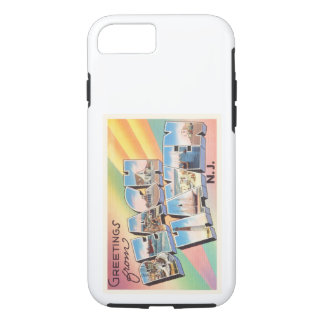 Beach Haven New Jersey NJ Vintage Travel Postcard- iPhone 7 Case