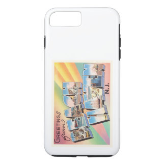 Beach Haven New Jersey NJ Vintage Travel Postcard- iPhone 7 Plus Case