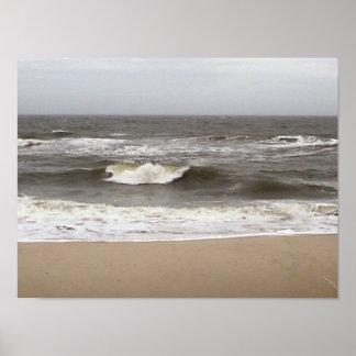 Beach Haven Surf Print
