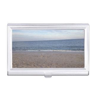 Beach Heaven Business Card Holders