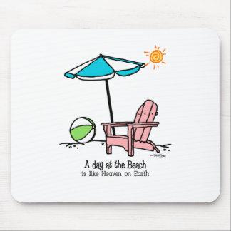 Beach Heaven Mouse Pad