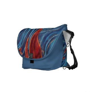 BEACH HOLIDAY MESSENGER BAG