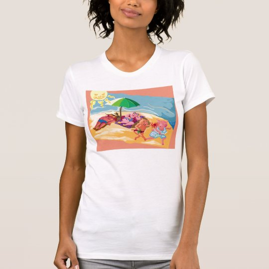 Beach holiday T-Shirt