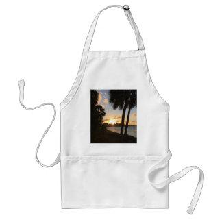 Beach Home Adult Apron