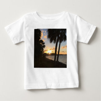 Beach Home Baby T-Shirt