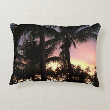 Beach Themed Beach Home Sweet Home Decorative Pillow