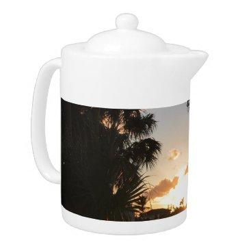 Beach Home Teapot