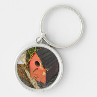 Beach Home With View Keychain