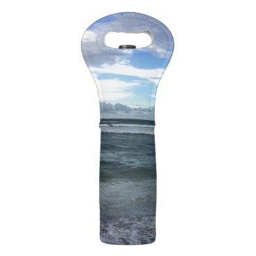 Beach Horizon Wine Bag