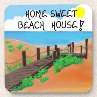 Beach House Coasters