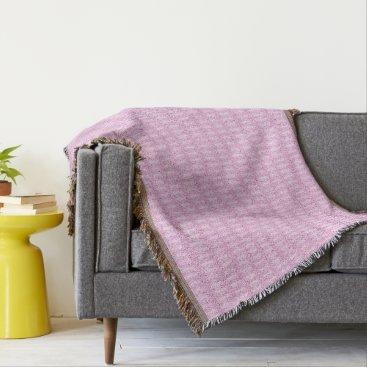 Beach Themed Beach-House-Cuddle-Pink-Contemporary_Blanket Throw