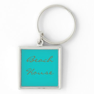 Celebrationseller Beach House Key Chain