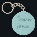 """Beach House key chain<br><div class=""""desc"""">Beach House key chain</div>"""
