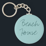 "Beach House key chain<br><div class=""desc"">Beach House key chain</div>"