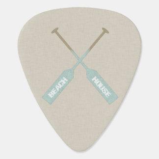 Beach House Oars Guitar Pick