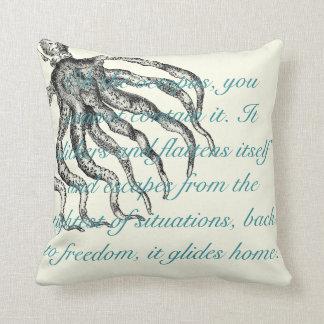 """beach house pillows"" throw pillow"
