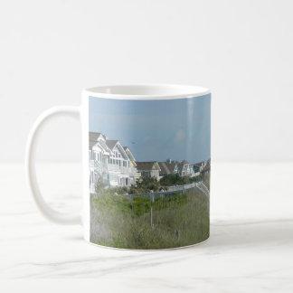 Beach House Real Estate Coffee Mug