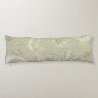 Beach House Sea Body Pillow