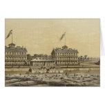 Beach House, Sea Girt, Monmouth Co, NJ Card