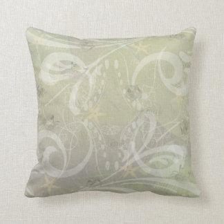 Beach House Sea Pillow