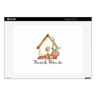 BEACH HOUSE SKIN FOR LAPTOP