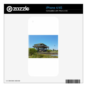 beach house skin for the iPhone 4S
