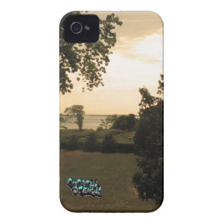 Beach House Sunset iPhone 4 Cover