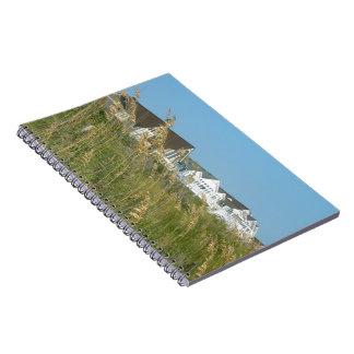 Beach Houses and Beach Grass Note Books