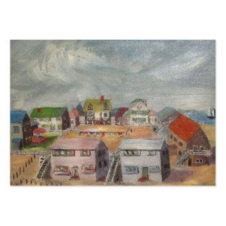 Beach Houses ATC Business Cards