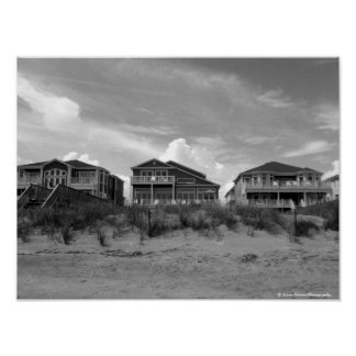 Beach Houses Posters