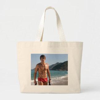 Beach Hunk Bag