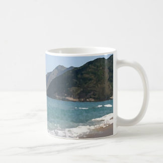 Beach Hunk Coffee Mug