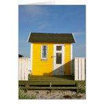 Beach hut, Aero Cards