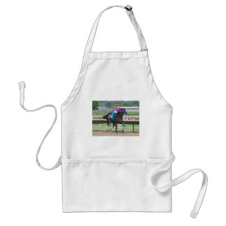 Beach Hut by First Defence Adult Apron