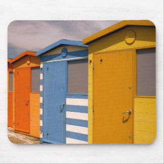 Beach - Hut Mouse Pad