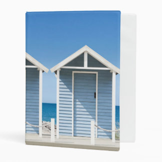 Beach Huts 2 Mini Binder