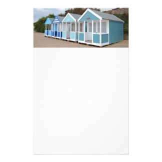 Beach Huts At Southwold Stationery