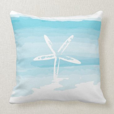 Beach Themed Beach ı Throw pillow