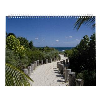 beach ii wall calendars