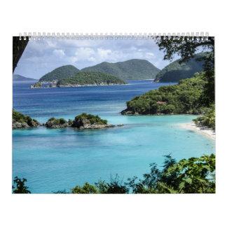 beach iii calendar