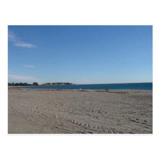 Beach in Almeria Spain Postcard