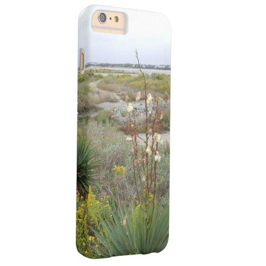 Beach in Autumn Blackberry Bold Case